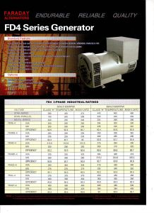 Stamford Type 3 Phase AC Brushless Alternator in Stock Fd4 Series 200kw-320kw pictures & photos