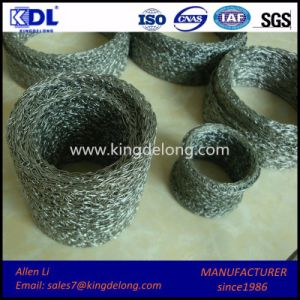 Car Airbag Knitted Wire Filter Mesh pictures & photos