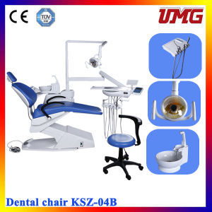Portable Dental Chairs for Sale Medical Instruments pictures & photos