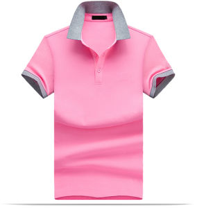 High Quality Dri Fit Best Friends Pullover Polo Shirt pictures & photos