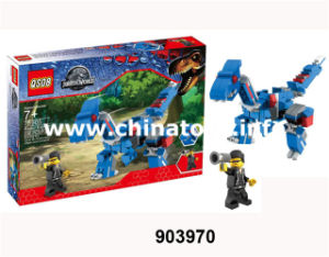 Hot Selling Toy Juassic Park Block (236PCS) (903970) pictures & photos