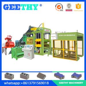 Qt4-15c Concrete Block Machine / Hollow Block Machine pictures & photos