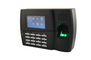 New User-Interface Biometric Fingerprint Time Attendance Recorder (U300C-II) pictures & photos
