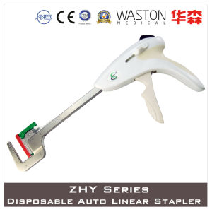 Zhy Series Disposable Auto Linear Stapler pictures & photos