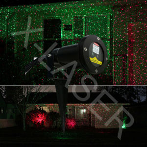 Outdoor Red&Green Garden Landscape Laser Light /Christmas Light pictures & photos