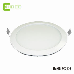 Round LED Panel Light, D240xh14mm