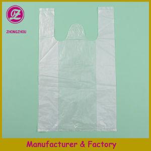 20 Mil Clear Eco Promotion Cheap T-Shirt Plastic Bag Wholesale