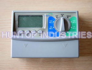 6 Stations Solenoid Valve Irrigation Controller (HT6721) pictures & photos