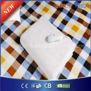 Ce GS Certificate Polyester Fixed Controller Electric Under Blanket pictures & photos