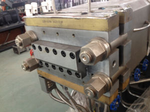Plastic Extruder Strand Die Head pictures & photos