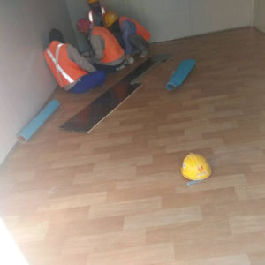 Two Floors Labour Accommodation House pictures & photos