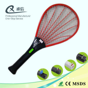 Rechargeable Electric Mosquito Swatter with CE&RoHS pictures & photos