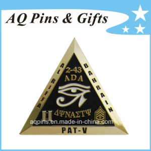 Custom Promotion Commemorative Gold Coins (coin-093) pictures & photos