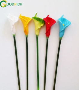 Real Touch PU Calla Lily for Decoration