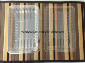 Plastic Container, Disposable Food Container (YHP-170) pictures & photos