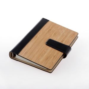 Eco-Friendly Bamboo Notebook for Gift pictures & photos