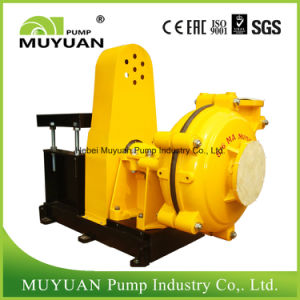 Acid Resistant Mineral Concentrate Solid Slurry Pump pictures & photos