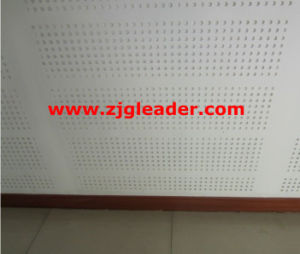 Decorative Material Acoustic Perforated Ceiling Tiles pictures & photos