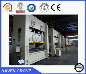 Closed door type double crank high precision CNC punching machine pictures & photos