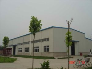 Prefabricated Steel Structure Frame Workshop Building (KXD-SSW9) pictures & photos