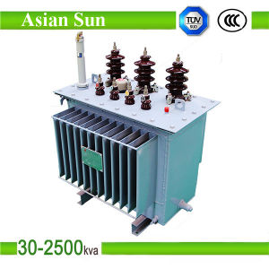 30kVA Oil Immersed Distribution Power Transformer Price pictures & photos