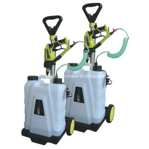 Hot Sale Green Li-ion Garden Sprayer pictures & photos