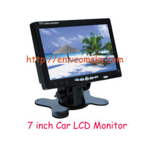 "7""Car Monitor/ CCTV Car Monitor/ TFT LCD Monitor pictures & photos"