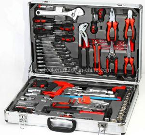 Hot Sale-114PCS Tool Set with Aluminium Case pictures & photos