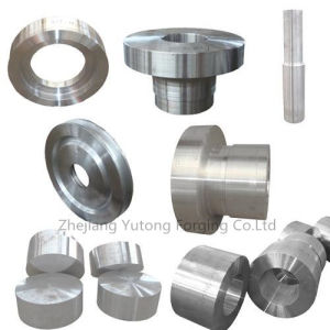 Steel Forging Die Forging Auto Parts Custom-Made Forged Parts for The-Benz-Bus-Hub-Wheel pictures & photos
