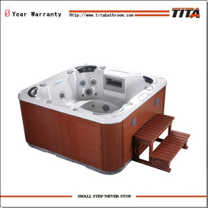 Outdoor Hot Tub Top082 pictures & photos