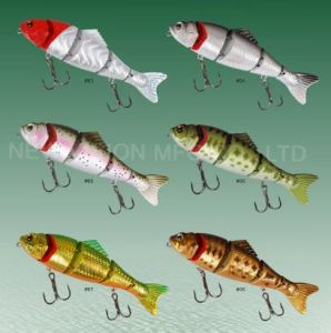 New Arrival Fishing Lure Minnow Lure Treble Hooks Fishing Baits
