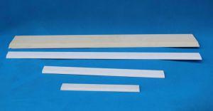 Alumina Ceramics Scrapper 95% Al2O3 99.5% Al2O3