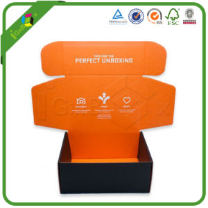 Custom Gift Packaging Shipping Corrugated Carton Cardboard Box for Jewelry / Clothes / Apparel / Shoes / Cosmetic / Perfume pictures & photos