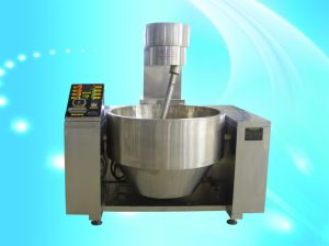 Automatic Electromagnetic Mixing Pot (FL-1000) pictures & photos