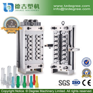 Low Price 12 Cavity Plastic Pet Preform Injection Mould Manufacturer pictures & photos