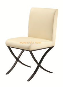 (SD-1025) Modern Home Restaurant Dining Furniture Powder Coated Metal Dining Chair pictures & photos