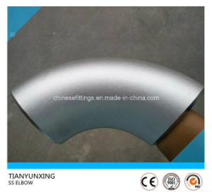 Good Price 904L Butt Weld Stainless Steel Seamless Pipe Elbow pictures & photos