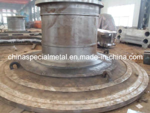 Ball Mill Inlet and Outlet Ends Castings