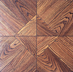 High Quality HDF Parquet Laminated Floor AC3 E1 pictures & photos