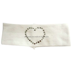 Fashion Nylon Headband with Heart pictures & photos