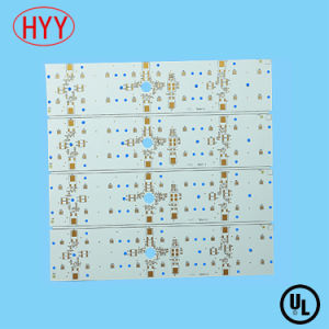 OSP Single Side Aluminum PCB for LED Light (HYY-122) pictures & photos