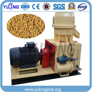 Flat Die Chicken Feed Making Machine Ce Approved pictures & photos