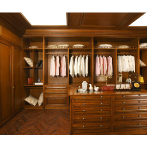 2016 Welbom Classical Environment Friendly Design Wood Wardrobe pictures & photos