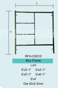 Box Frame pictures & photos