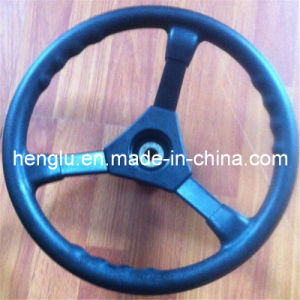 3 Spokes Steering Wheel for Boat pictures & photos
