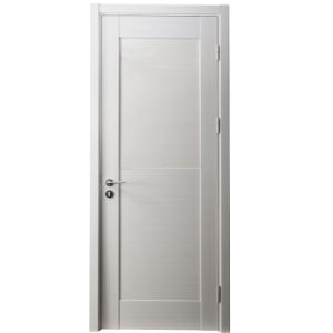 Oppein 117th Canton Fair White Modern Wood Interior Door (MSJD38) pictures & photos