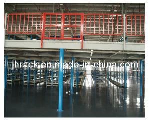 Warehouse Steel Mezzanine Floor/Flooring Storage Rack