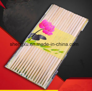 Nice Design Chinese Wood Bamboo 22.5cm Length Chopsticks Sx-A16 pictures & photos