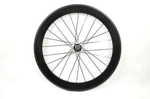 700C Road 60mm Clincher Carbon Bike Wheels (FRX-W60C)