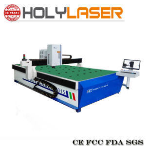 Large Size 2D 3D Laser Engraving Machine for Glass pictures & photos
